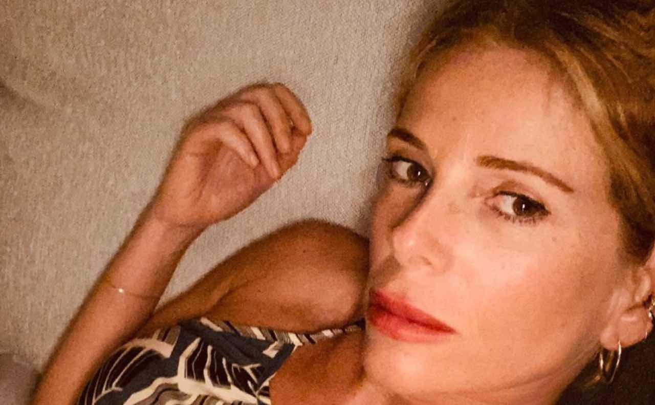 """Alessia Marcuzzi, dedica speciale e dichiarazione: """"Ti amo proprio!"""""""