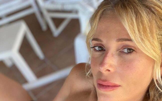 Alessia Marcuzzi, la drammatica confessione: