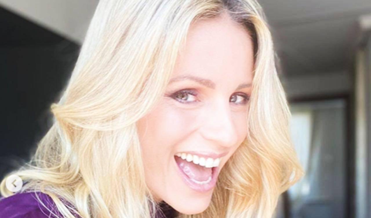 Michelle Hunziker trasformazione: dietro le quinte di All Together Now