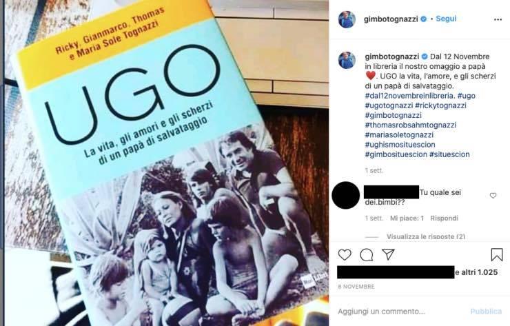 Ricky, Gianmarco, Maria Sole e Thomas figli Ugo Tognazzi, cosa fanno?
