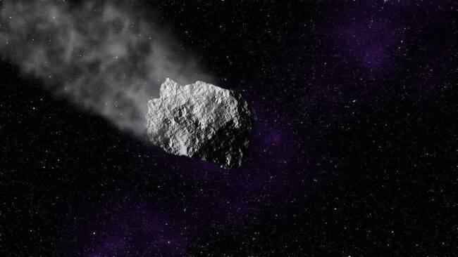 Un meteorite gli spacca il tetto, ma lo fa diventare milionario