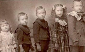 La fotografia del macabro: cosa notate in queste foto di 150 anni fa?