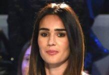 Silvia Toffanin troppo magra?