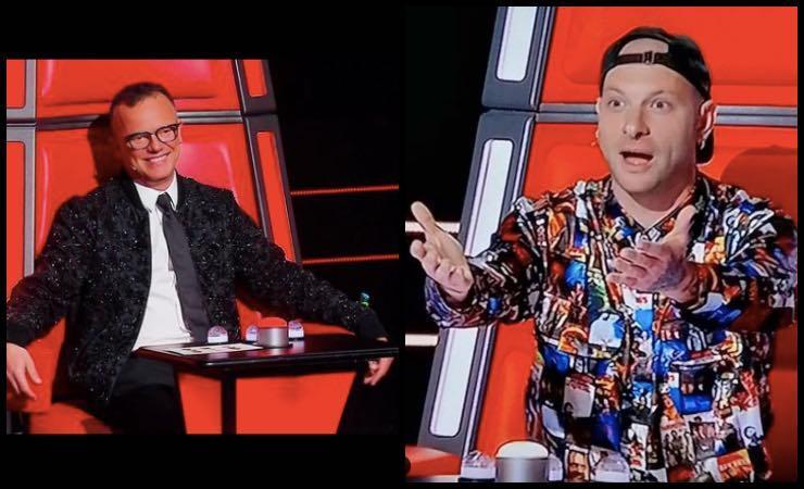 "The Voice Senior, ""Tu non sei napoletano black"": Gigi D'Alessio stupito"