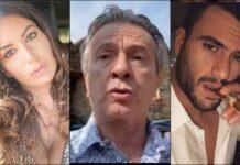 GF VIP, Gregoraci - Pretelli, Pupo 'vede' il futuro: c'entra Briatore