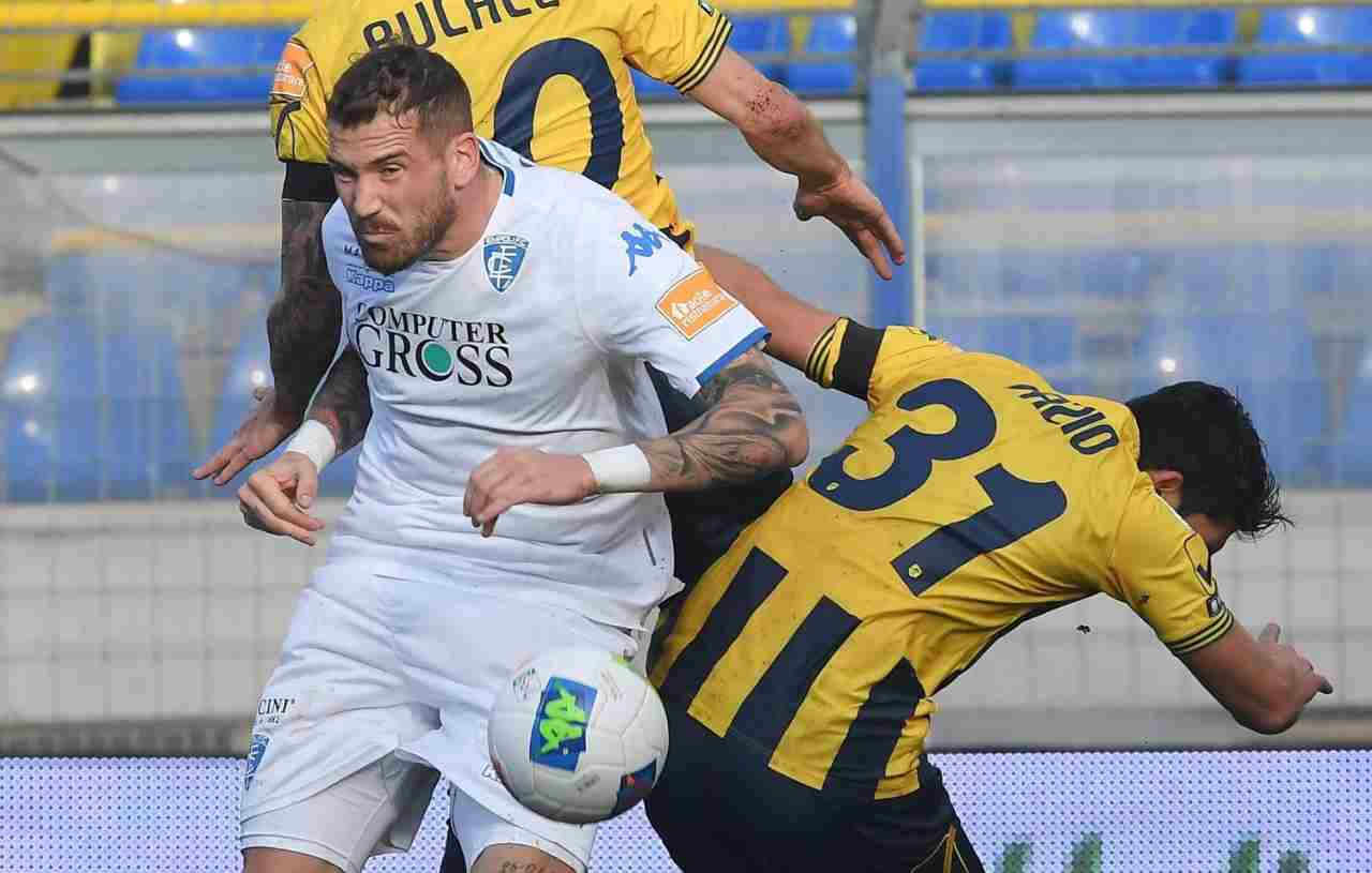 DIRETTA Catanzaro Juve Stabia tv e streaming video: campani favoriti