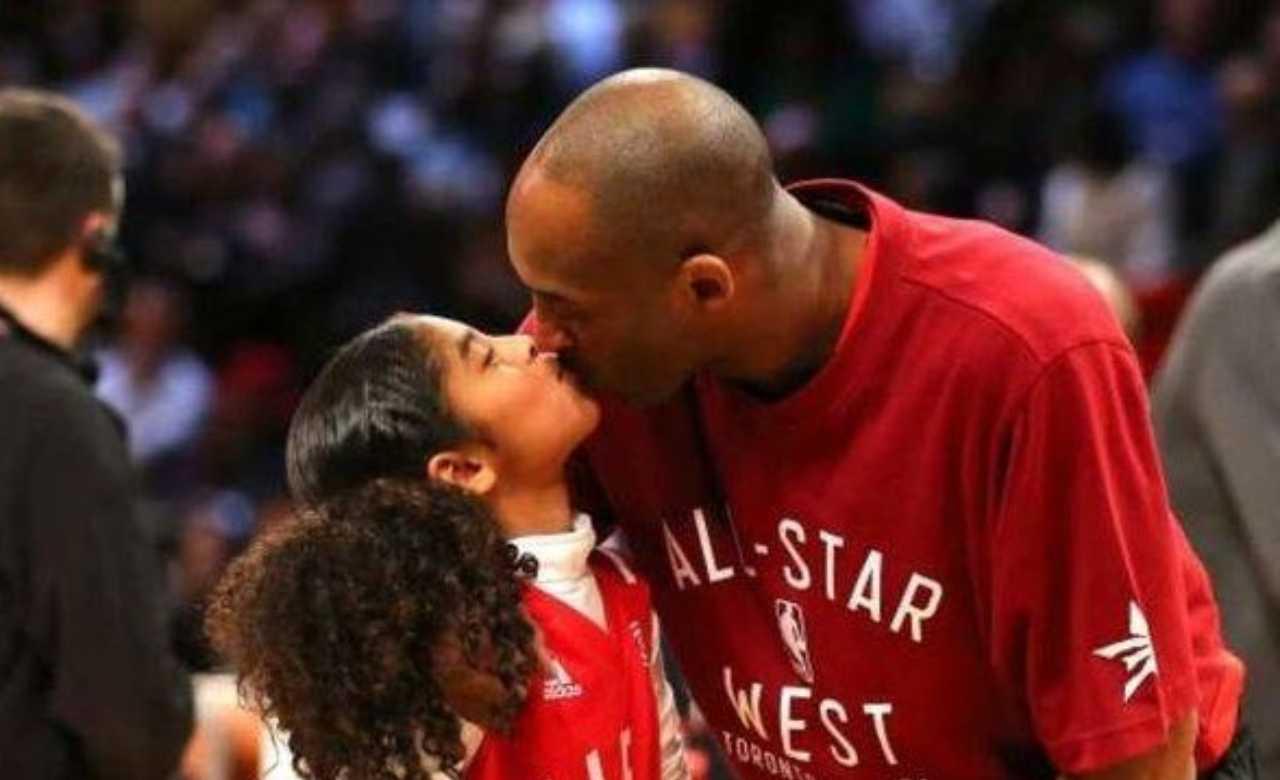 Kobe e Gianna
