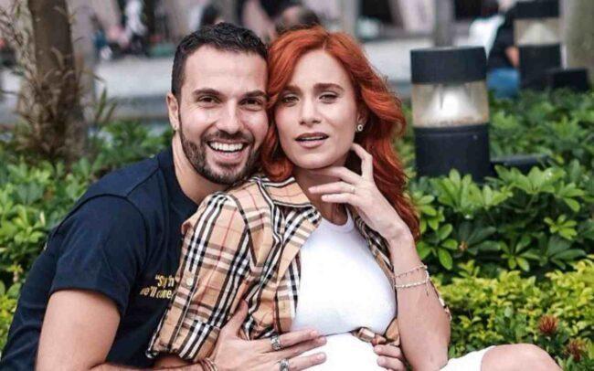 Alessandra Tripoli il marito Luca