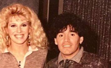 """""""Sono stata la prima"""", Maria Teresa Ruta spiazza su Maradona"""