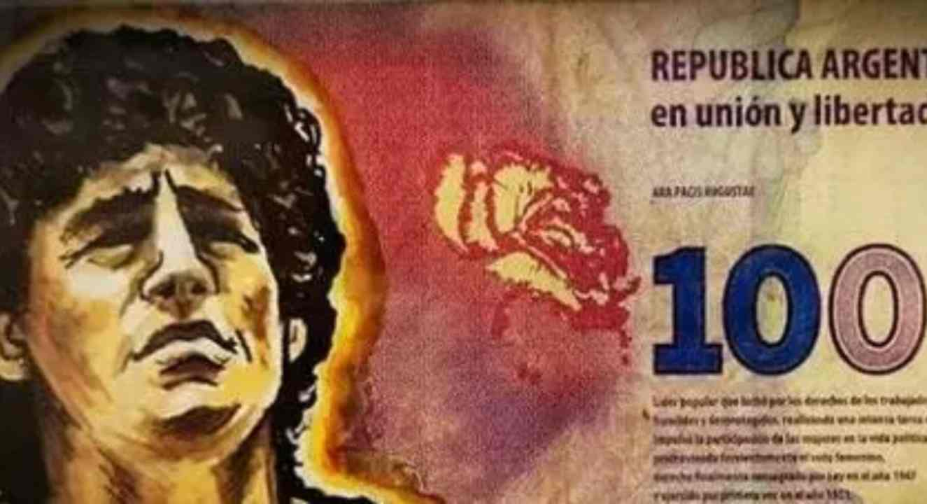 Pesos Maradona