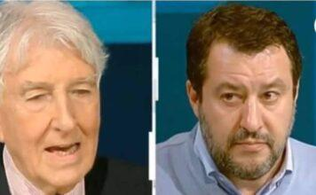 Salvini guarda intontito: Umiliato come mai finora (VIDEO)
