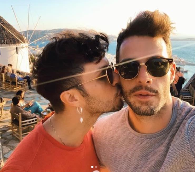 Sirio Campedelli, chi è il compagno di Marco Carta? Età, foto, Instagram