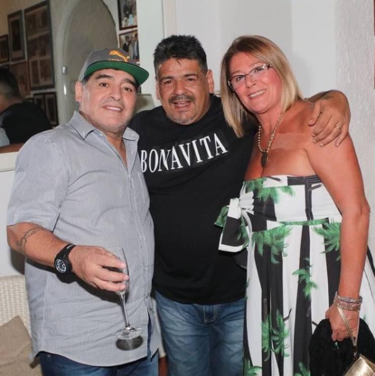 Hugo Maradona: chi è, età, curiosità, figli, carriera del fratello di Maradona