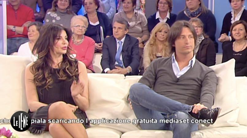 Alba Parietti 'si vendica' di Oppini: ricordate quel vecchio scherzo?