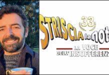 Alberto Matano e la vicenda del dito medio: Striscia solleva il caso