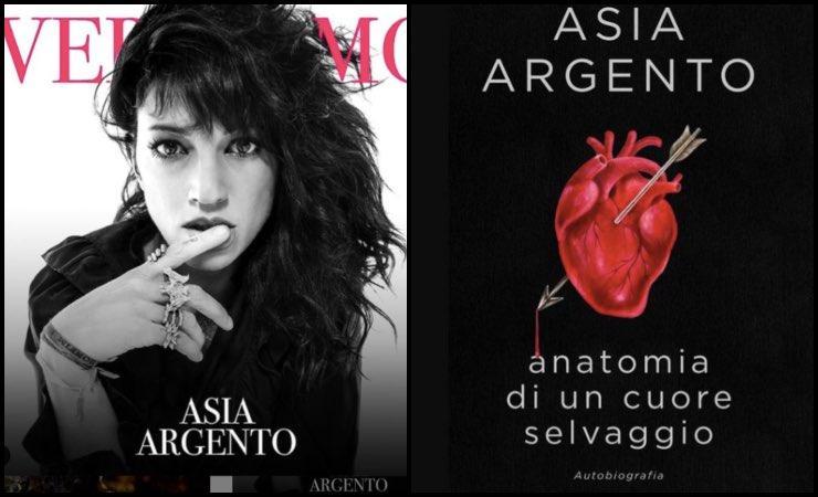 """Asia Argento - madre, violenza e perdono: """"nel cuore della notte..."""""""