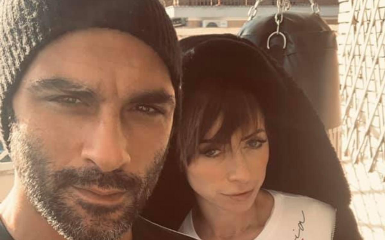 Francesco Arca moglie vittima di un haker