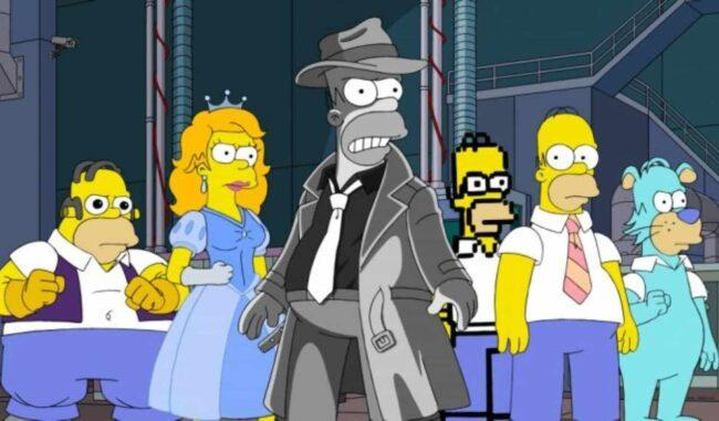 I Simpson 2021