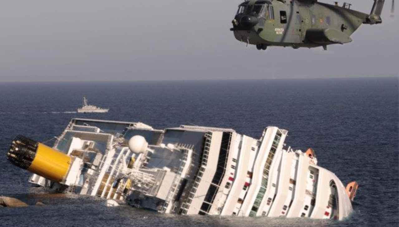 Nave Concordia