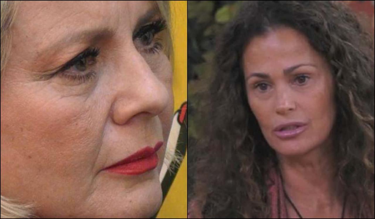GF VIP 5, Antonella Elia rissa sfiorata con Samantha De Grenet