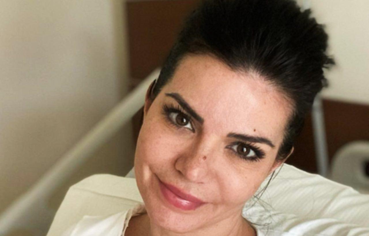 Laura Torrisi ricoverata, ha subito un intervento: