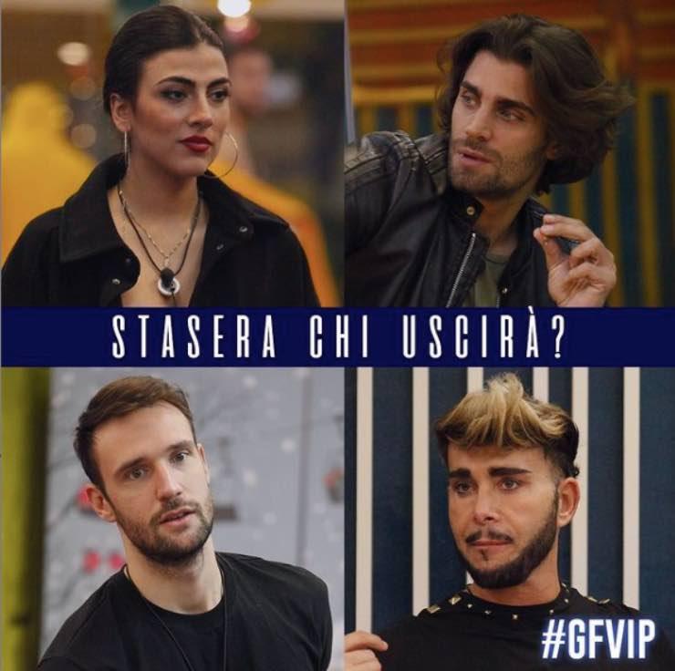 GF VIP eliminato: colpo di scena e emozioni, il televoto ha deciso