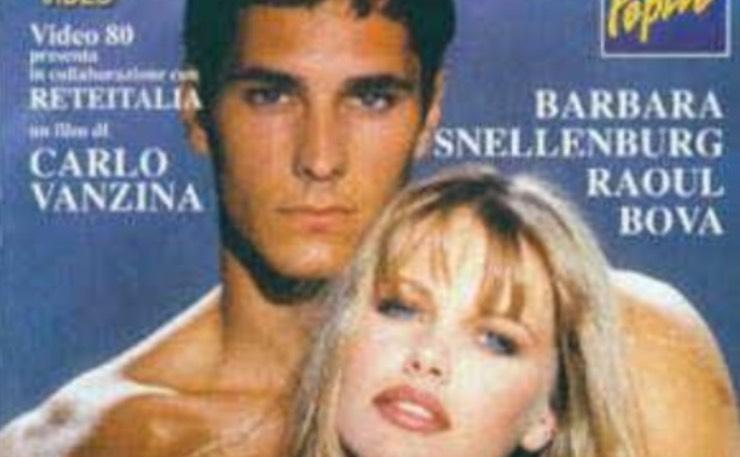 Raoul Bova come non lo avete mai visto: ve lo ricordate nel 1993?