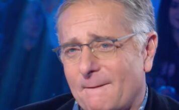 """Paolo Bonolis straziante addio dopo il lutto: """"sempre nel mio cuore"""""""