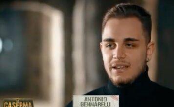 Antonio Gennarelli chi è? Età e vita privata sul volto noto de La Caserma