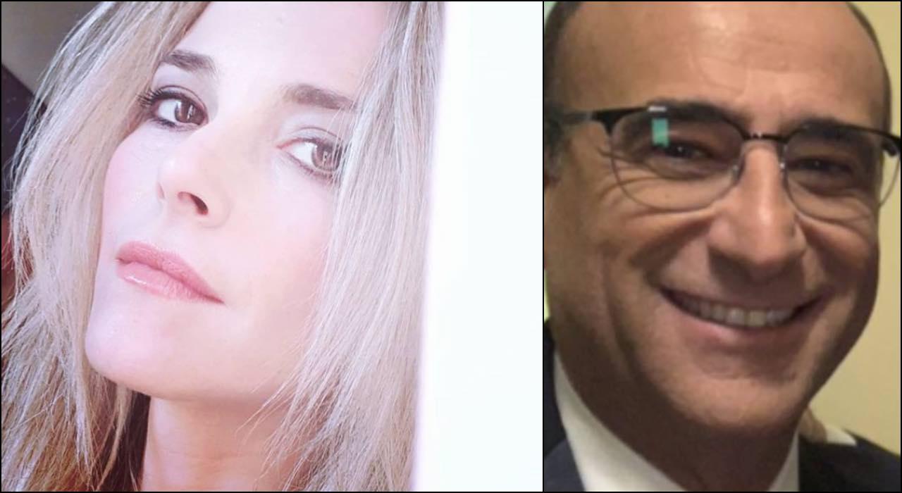 Francesca Fialdini come Carlo Conti: in suo aiuto... un cantante!