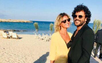 Diana Poloni    chi è la fidanzata di Francesco Renga