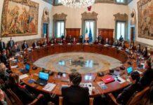 I ministri del Governo Draghi