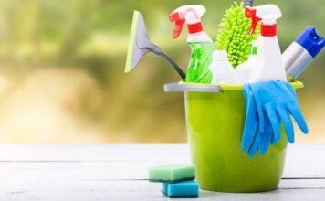 Pulizie di primavera, tra benefici e rischi per la salute