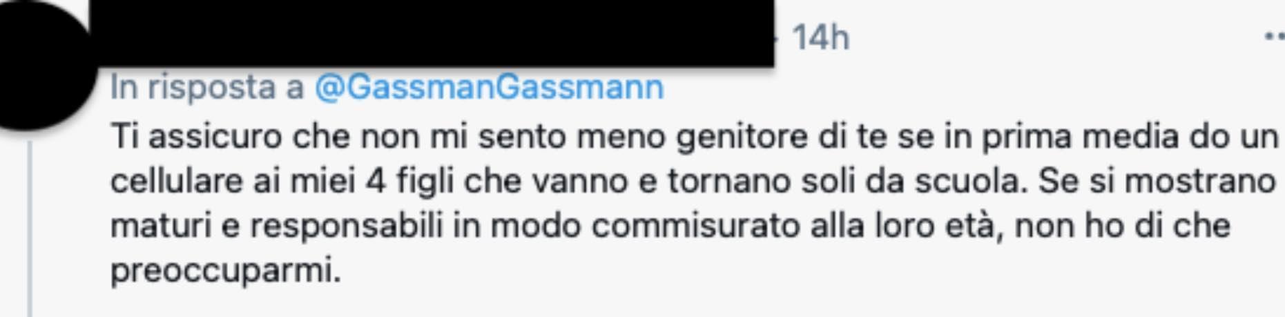 """""""Fate i genitori c***o!"""": Alessandro Gassman netto, divide i fan"""