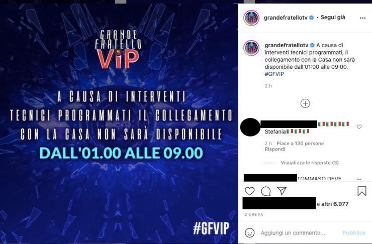 Concorrenti 'isolati' al GF VIP: la comunicazione spiazza tutti