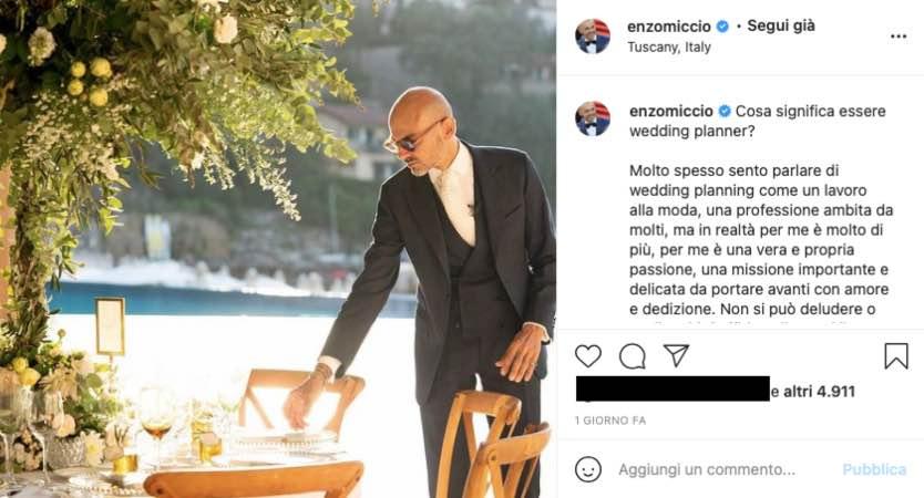 """""""Non si può deludere o tradire..."""": Enzo Miccio e la sua """"missione"""""""
