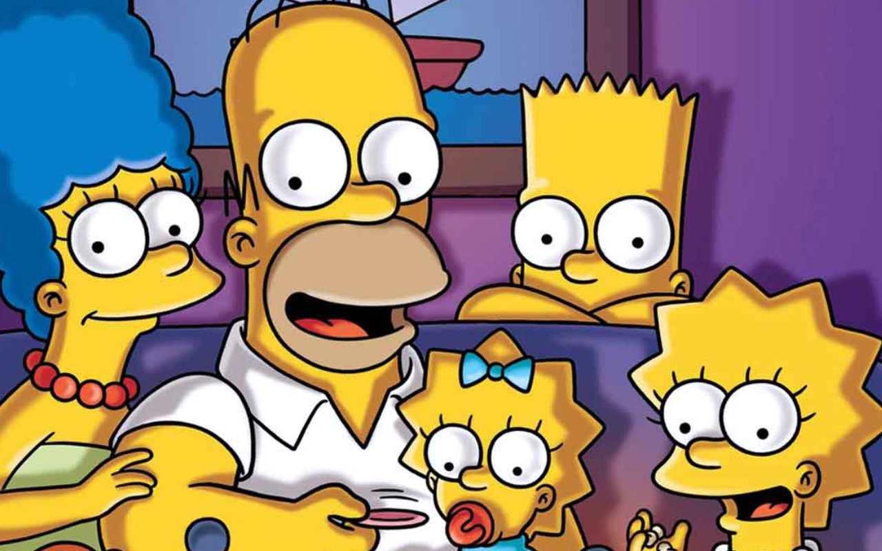 Simpson in lutto: il Covid arriva anche a Springfield, è morto