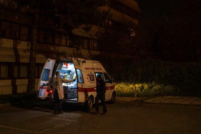 Ambulanza - immagini di repertorio (Getty Images)