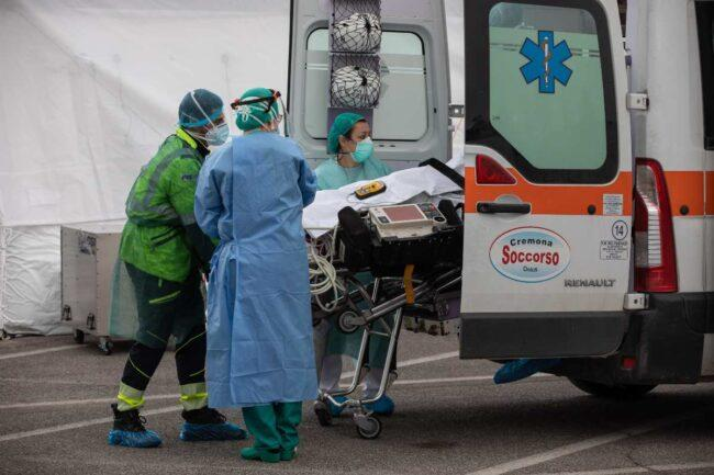 Ambulanza - immagini di repertorio (Getty Images)