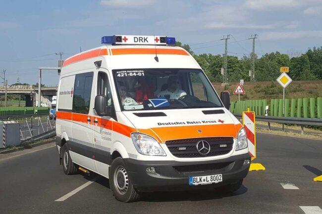 Ambulanza - immagini di repertorio (Google Images)