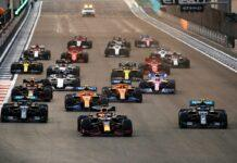 F1 - Partenza GP Abu Dhabi 2020 (Getty Images)