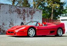 Ferrari F50 (Google Images)