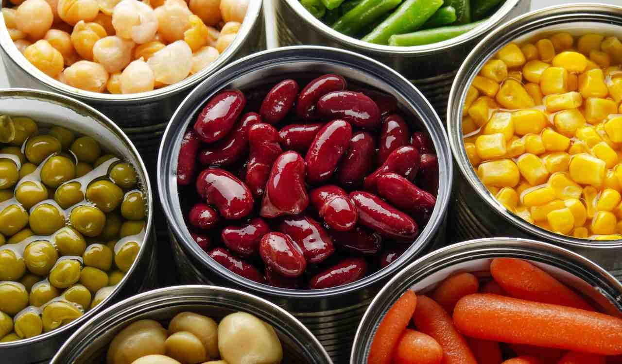Lunga Vita alimenti