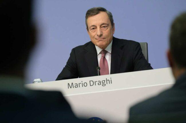 Mario Draghi (Getty Images)