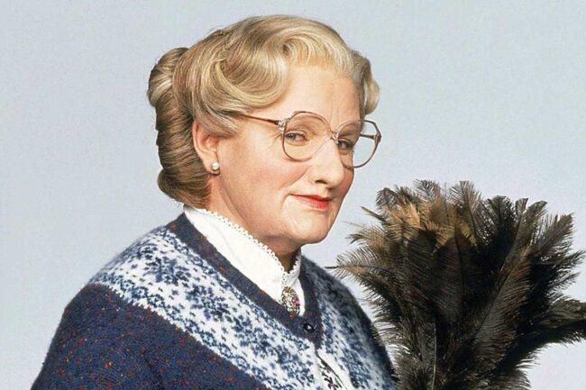 Mrs. Doubtfire (Google Images)