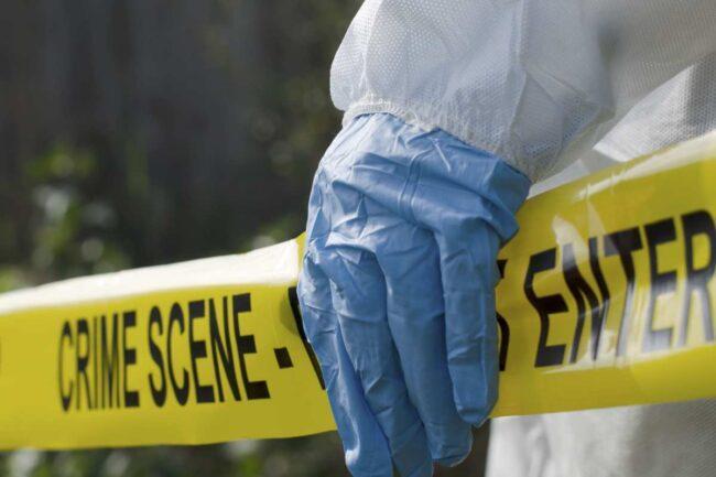 Scena del delitto - immagine di repertorio (Google Images)