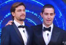 Finale GF VIP televoto: chi è stato eliminato tra Andrea e Tommaso