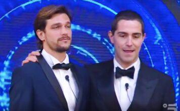 Finale GF VIP televoto |  chi è stato eliminato tra Andrea e Tommaso