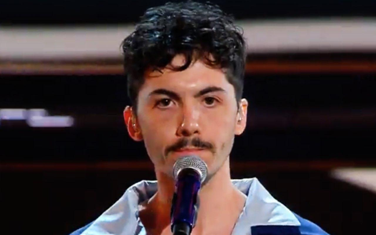 Sanremo 2021: Fulminacci 'pensa positivo'!: esplosivo
