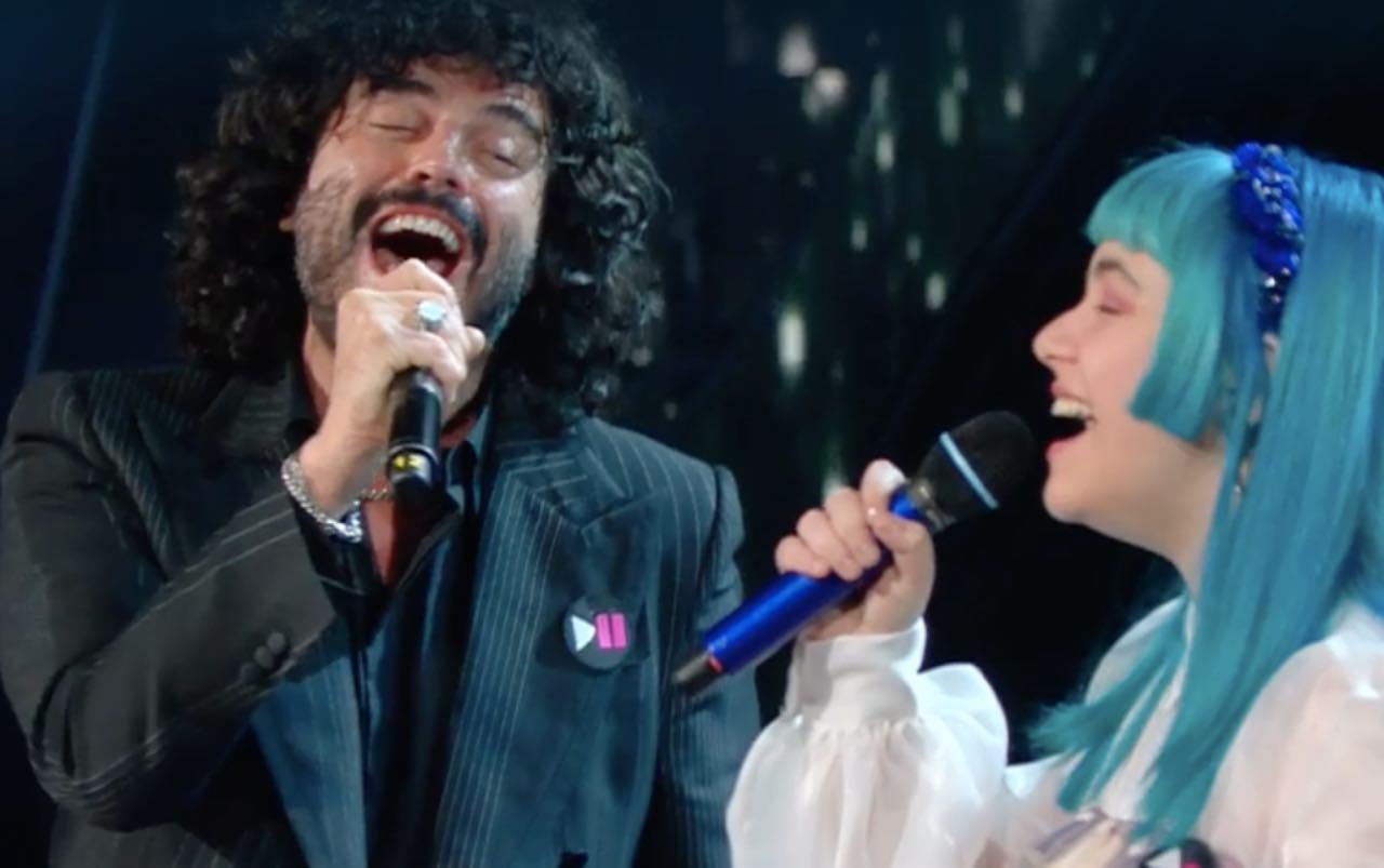 Sanremo 2021: Renga e Casadilego, emozione cantando la Vanoni